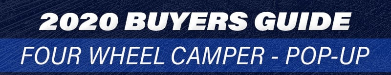 2020 Four Wheel Camper Buyers Guide
