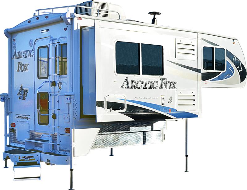 Arctic Fox 811 New Exterior Graphics