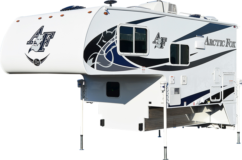 Arctic Fox 811 New Exterior