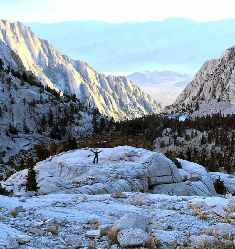 Hike To Mt Whitney