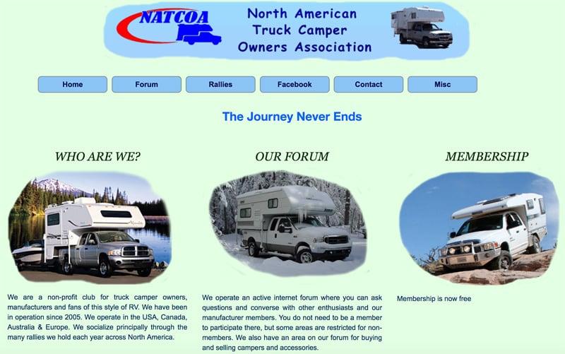 NATCOA Website