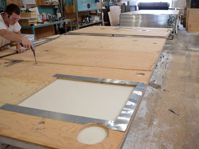 Northwood Aluminum And Wood Construction