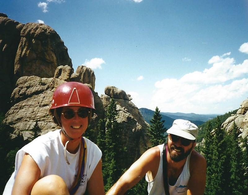Rock Climbing Black Hills