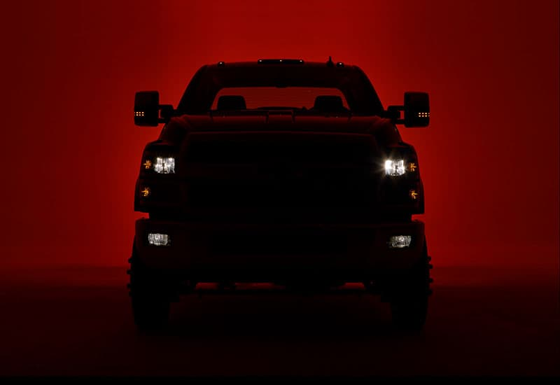 Chevy Teases 2019 Silverado 4500 and 5500 - Truck Camper ...