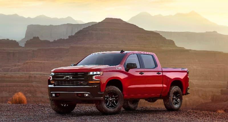 2019 LT Trailboss Chevy Truck