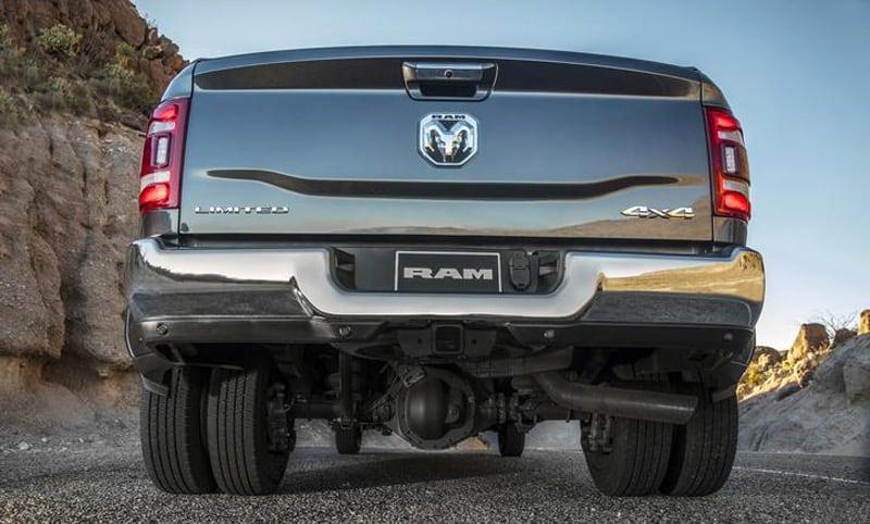 2019 Ram 3500 HD Limited Tailgate