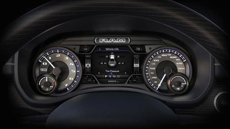 Dually Tire Pressure Monitor