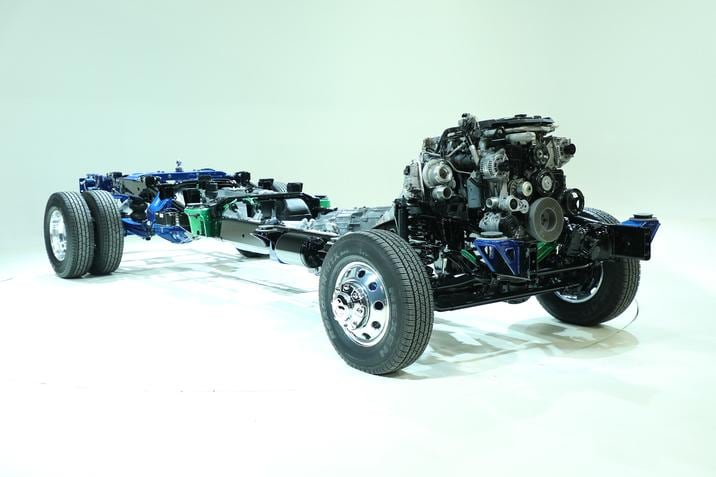 2019 Ram Heavy Duty Chassis