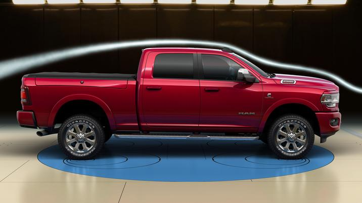 2019 Ram Wind Tunnel
