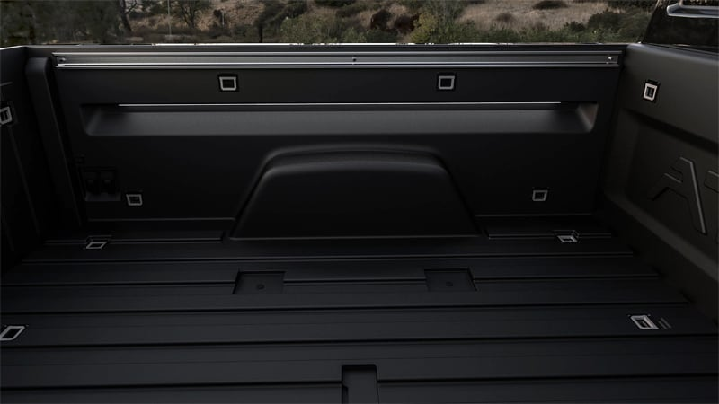 Atlis Electric Truck Bed Sizes