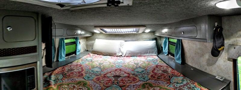 Bedroom Custom Phoenix Camper