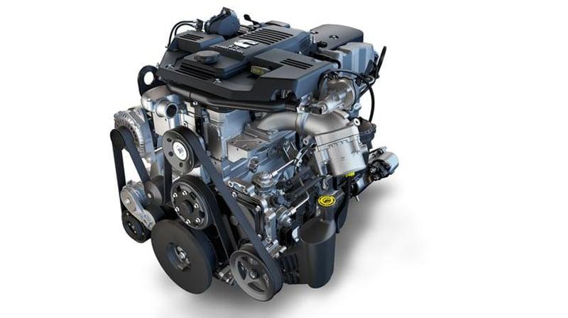 Cummins 6.7 liter engine