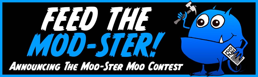 Mod-Ster Modification Contest