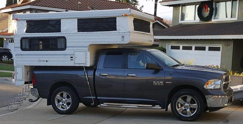 Northstar Camper Pop Top Up