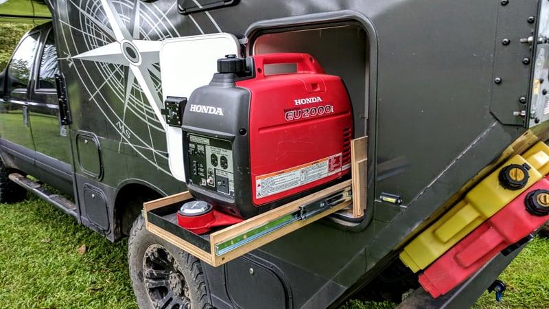 Phoenix Hard Side Portable Generator