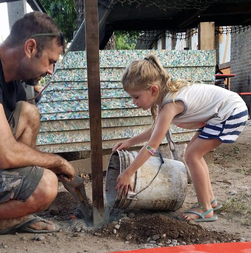 Playground Volunteer Work School