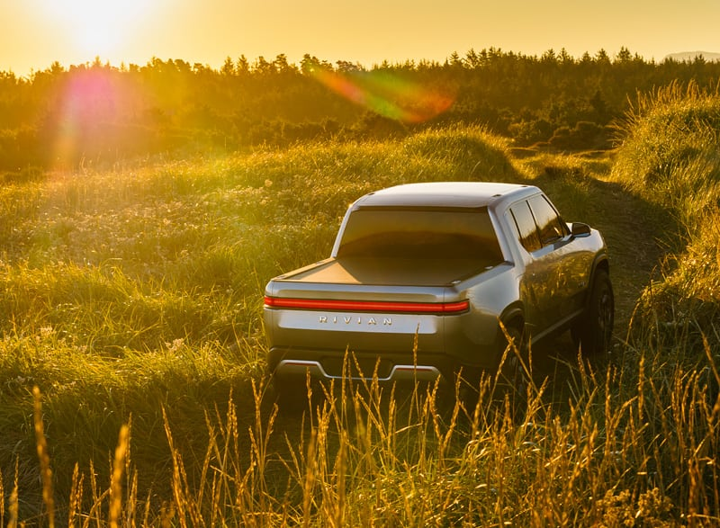 Rivian Off The Beaten Path