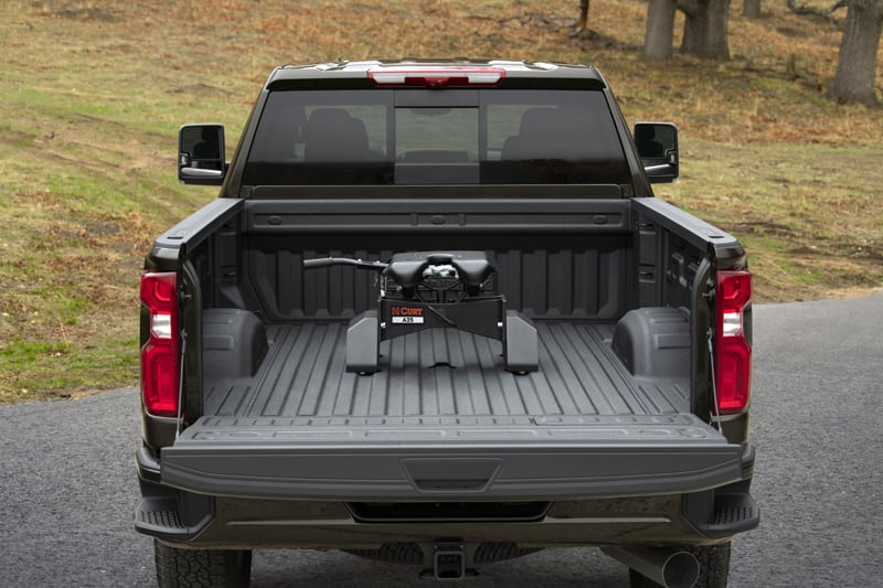 2020 Chevrolet Silverado 2500HD High Country Truck Bed