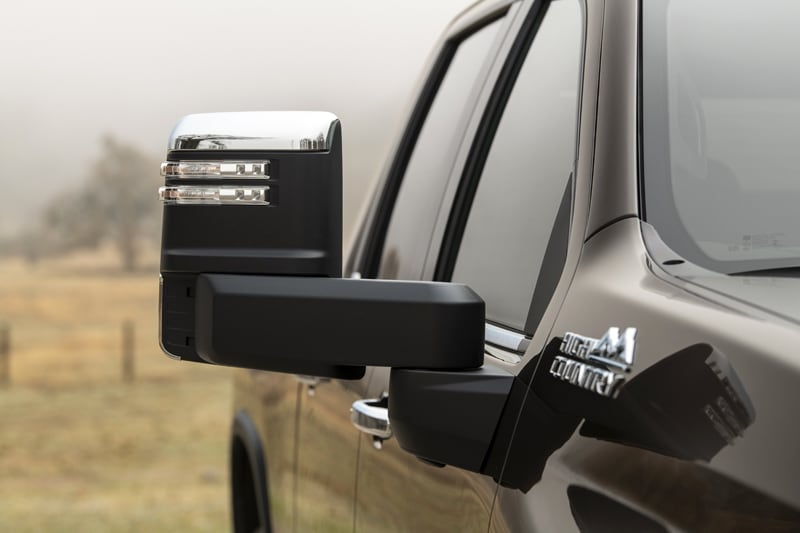 2020 Chevrolet Silverado HD Series for Truck Campers - Truck Camper Magazine - 2