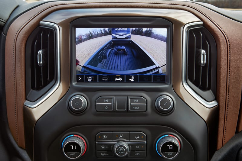 2020 Chevrolet Silverado HD Series for Truck Campers - 2