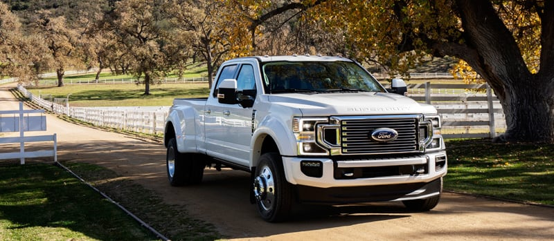2020 Ford F450