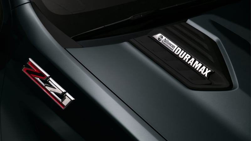 Chevrolet 2020 Silverado Duramax