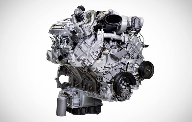 Ford 6.7L Power Stroke Diesel Third Gen