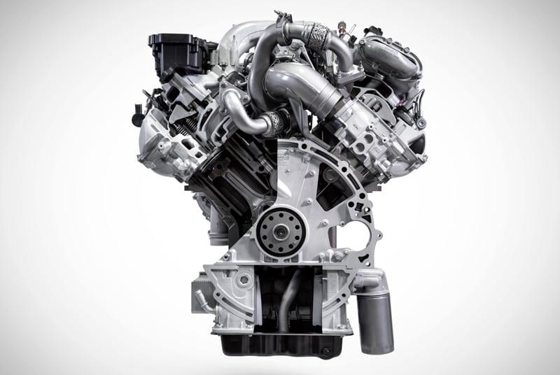 Ford 6.7L Power Stroke Diesel Third Gen 2