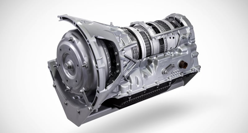 Ford New 10 Speed Transmission