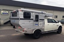 Grandby Flat Bed Camper Model Ram 2500