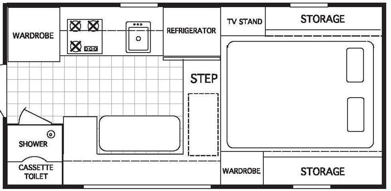 Laredo SS Floorplan