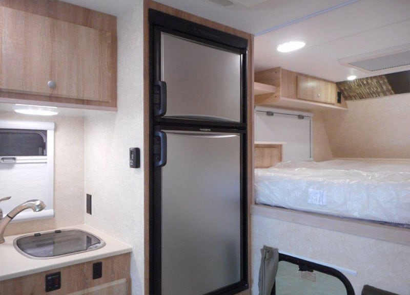 Northstar Laredo SS Interior Kitchen Refrigerator