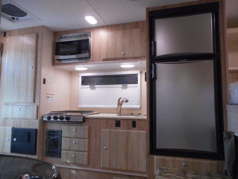 Northstar Laredo SS Interior WIde Kitchen