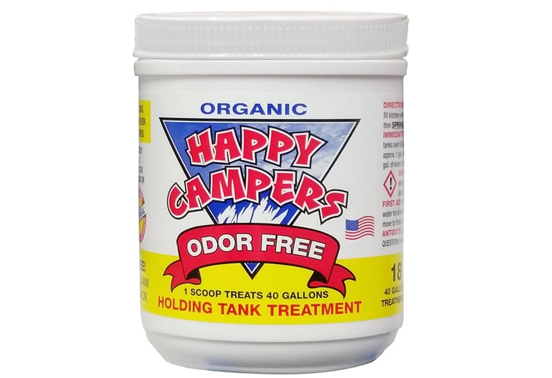 Organic Happy Camper Black Tank Treatment