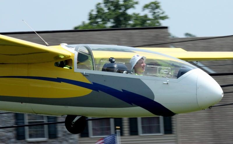 Cadet Landing Glider