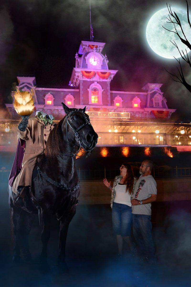 Headless Disney Halloween
