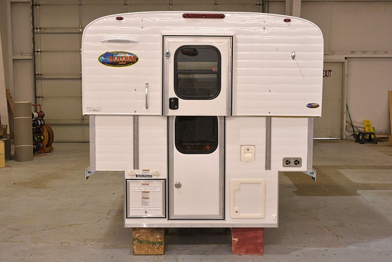 Alaskan Camper 8 Foot Rear