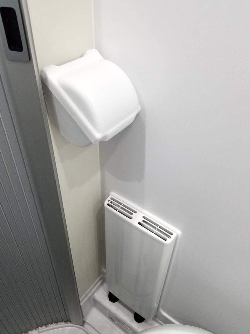 Alde System In Bathroom Cirrus Camper