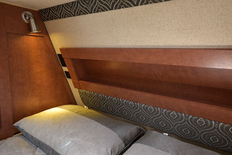 Arctic Fox 865 Cabover Ambient Lighting