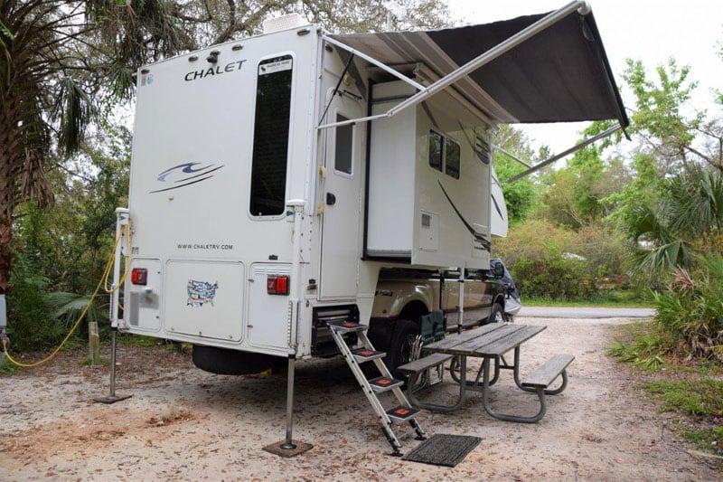 Camper Level At Blue Springs State Park