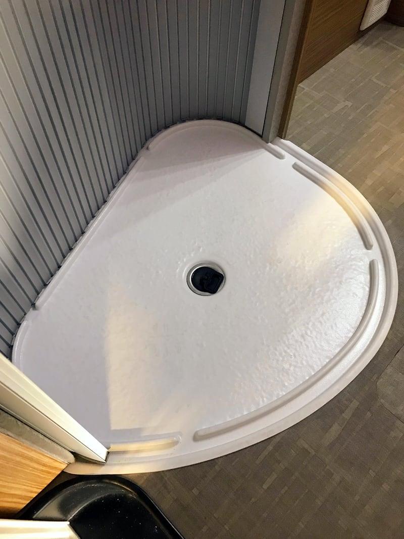 Cirrus 720 Shower Pan Floor