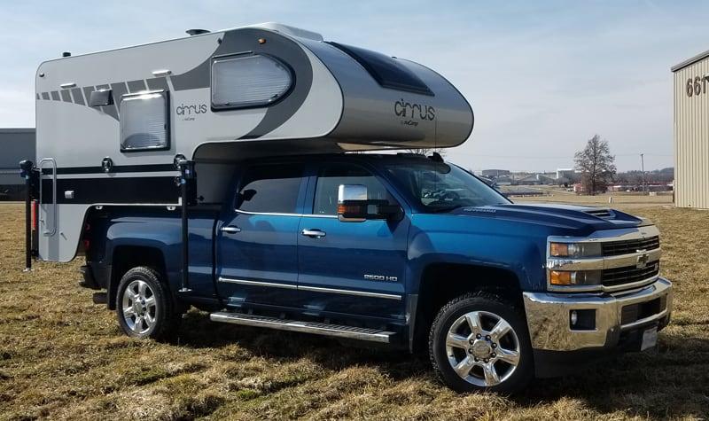 Cirrus 720 Truck Camper