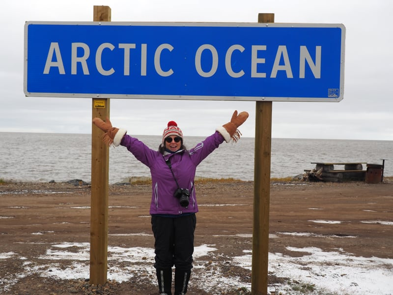 Arctic Ocean Sign