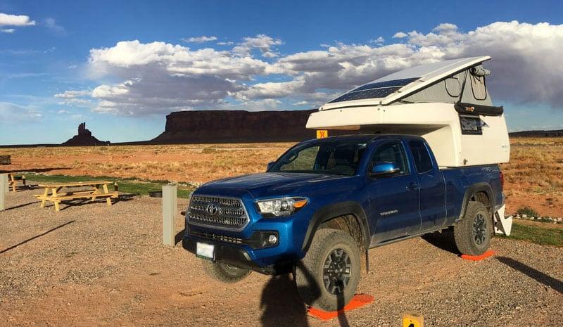 KOA Monument Valley