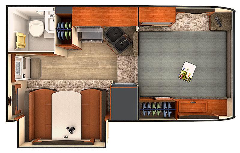 Lance Altimeter Floor Plan