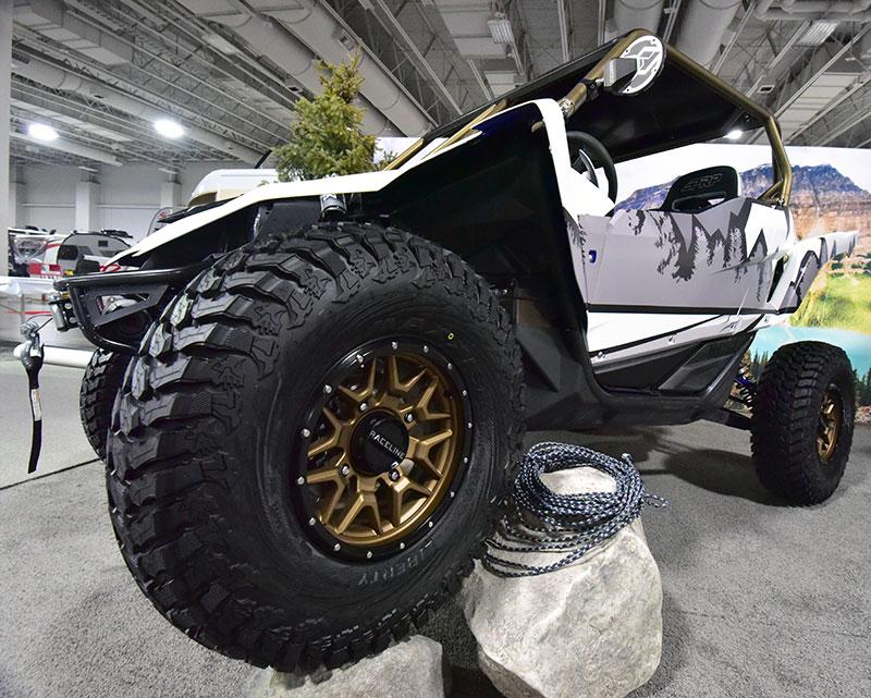 Lance Altimeter Gear Raceline