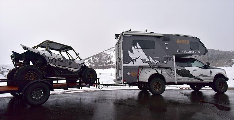 Lance Altimeter on the way to RVX in Salt Lake City, Utah