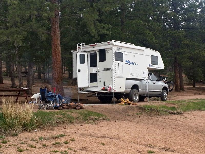 Readers Level on Leveling A Truck Camper - Truck Camper