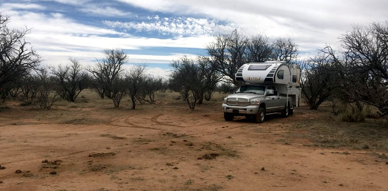 Level Camping Cirrus Within One Degree