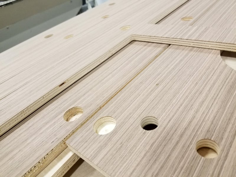 Light Ply From Europe In Cirrus Campers